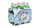San Pellegrino Carbonated Natural Mineral Water 6x250 ml