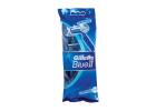 Gillette Blue II Disposable Razors 5 Pieces