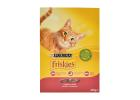 Friskies Dry Cat Food with Beef & Chicken 400 g
