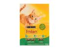 Friskies Dry Cat Food with Rabbit, Chicken & Vegetables 400 g