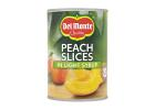 Del Monte Peach Slices in Light Syrup 420 g