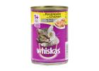 Whiskas Pate Cat Food with Chicken 400 g