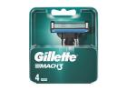 Gillette Mach 3 Shaving Blades 4 Pieces