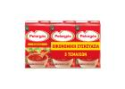 Pelargos Slightly concentrated Tomato Juice 3x250 g