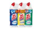 Wc Net Bleach gel 750 ml 2+1 Free
