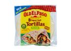Old El Paso 8 Super Soft Flour Tortillas 326 g