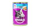 Whiskas Pate Cat Food with Tuna 400 g