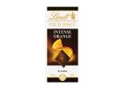 Lindt Excellence Intense Orange Dark Chocolate with Almond Slivers 100 g