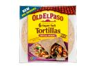 Old El Paso 6 Large Wholewheat Tortillas 350 g
