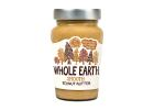 Whole Earth Smooth Peanut Butter 340 g