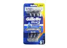 Gillette Blue 3 Razors 6 Pieces