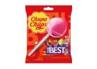 Chupa Chups 10 The Best Of Assorted Flavour Lollipops 120 g