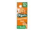 Organix Gingerbread Men for 12+ Months 135 g