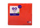 Duni Red Napkins 33x33 2Ply 125 Pieces
