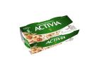Activia Dessert Yoghurt with Honey & Oats 2x200 g