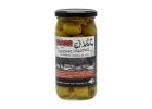 AB Green Stuffed Olives with Red Pepper in Brine 355 g