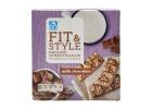 Ab Fit & Style Cereal Bar with Milk Chocolate 6x23 g