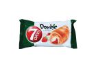 7Days Double Croissant with Vanilla & Strawberry Filling 80 g