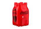 Coca Cola Zero Soft Drink Bottle 4x500 ml