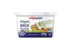 Alphamega Greek Feta Cheese Thessalias POP 400 g