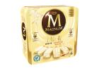 Magnum Mini White Chocolate Ice Creams &  White Chocolate with Almond 360 ml