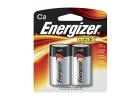 Energizer Max C2 Alcaline Batteries 2 Pieces