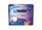 Tender Easywear Adult Diapers Medium 18 Pieces