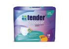 Tender Easywear Adult Diapers Large 18 pcs