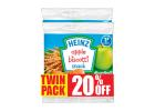 Heinz Apple Biscuits 7+ Months 2x60 g