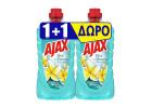 Ajax Lagoon Flowers Multi-Surface Cleaner 1+1 Free 1