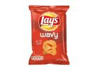 Lay's Wavy Salted Potato Chips 47 g