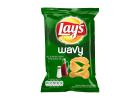 Lay's Wavy Salt & Vinegar Crisps 47 g