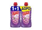 Ajax Lilac Breeze Multi-Surface Cleaner 1+1 Free 1 L