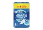 Always Sanitary Pads Ultra Night 14+6 Free 20 Pieces