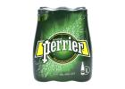 Perrier Natural Sparkling Water 6x1 L
