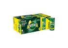 Perrier Natural Sparkling Mineral Water with Lemon Flavour 10x250 ml