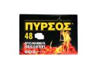 Pyrsos Firelighter 48 Pieces