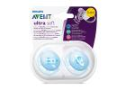 Avent Soother 0-6 Months Ultra Soft Boy 2 Pieces