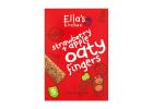 Ella's Kitchen Strawberries & Apples Oaty Fingers from 12+ Months 5x25 g