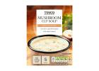 Tesco Mushroom & Croutons Soup In a Mug 5 Pack 130 g