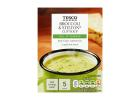 Tesco Broccoli & Stilton Soup In A Mug 5 Pack 120 g