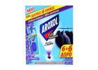 Aroxol Anti-Moth Gel with Lavender Fragrance 6+6 Free 12 Pieces