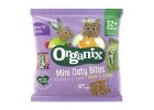 Organix Mini Oaty Bites Raspberry & Apple - Apple & Orange for 12+ Months 110 g