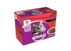 Whiskas Pouch Selection Wet Cat Food 12x100 g