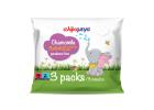 Alphamega Baby Wipes with Chamomile 3x64 pcs