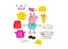 Peppa Pig Dress Up Deluxe Figure 10cm 3+ Years CE