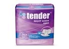 Tender Night Adult Diapers No.4 XL 15 Pieces