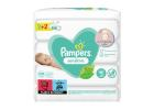 Pampers Baby Wipes Sensitive 2+2 Free 4x52 Pieces