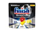 Finish Quantum Ultimate Dishwashing Tablets with Lemon Sparkle 35 Tabs 275 g
