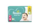 Pampers Baby Diapers No4+ Pack 10-15 kg 42 Pieces